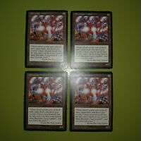 Phyrexian Walker x4 Visions 4x Playset Magic the Gathering MTG 1 Foreign