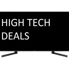 """Sony 85"""" X950H Series 4K UHD HDR Full Array LED Android Smart TV with Google Ass"""