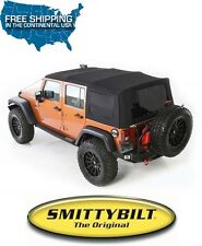 Smittybilt Premium Replacement Soft Top 10-18 Jeep Wrangler JKU 4 Door 9086235