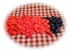 200 Mini Wax Fruit Sampler Embeds/Candles/Tarts/Best Seller/Free Shipping