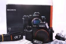 Sony α (alpha) A7 24.3MP Full frame Camera Body ILCE-7