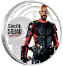 2019 SUICIDE SQUAD – Deadshot dead shot $1 1oz .9999 SILVER PROOF COLORIZED COIN