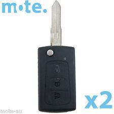 MERCEDES BENZ 130 Model Alarm Key blank Non Remote Approx 1986-1992+ Keyblank