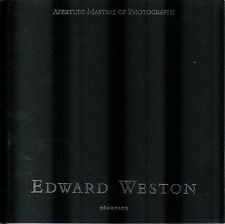 Edward Weston. Aperture Masters of Photography. Un clásico.