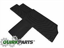 14-17 RAM PROMASTER WITH BUCKET SEATS FRONT ALL WEATHER SLUSH MAT MOPAR GENUINE