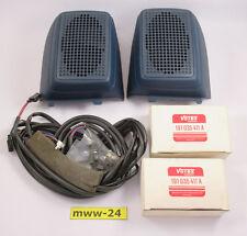 original Votex Lautsprecher Ergänzungssatz NEU für VW Passat 32b Variant Syncro