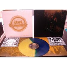 DARK TRANQUILLITY - Yesterworlds LP blue / yellow vinyl limited 300 copies