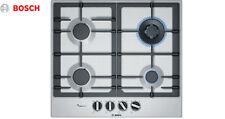 BOSCH PCH6A5B90 60cm Built-in Stainless steel Kitchen Gas Hob Brand New!!!