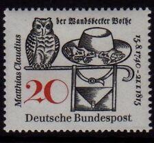 W Germany 1965 Matthias Claudius SG 1383 MNH