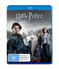 Harry Potter and the Goblet of Fire  (Blu-ray/Digital   - BLU-RAY -  Region B
