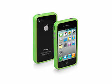 NEW Green Bumper Case Cover Rim for Apple iPhone 4 4G