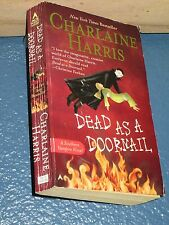 Dead As a Doornail by Charlaine Harris FREE SHIPPING 9780441013333