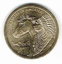 2012-P $1 Brilliant Uncirculated Business Strike Native American Dollar Coin!