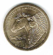 2012-P $1 Brilliant Uncirculated Business Strike Native American Dollar Coin!
