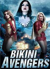 Bikini Avengers (DVD, 2015)