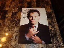 Adam Ant Rare Authentic Hand Signed Promo Poster Autographed + COA British Rock