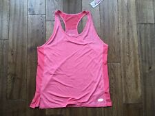 Ladies Sketcher Sport Loose Fit Racer Back Vest Top In Pink Size Medium BNWT