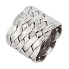 Gioielli da uomo zircone cubici in argento in cristallo
