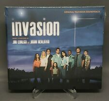 ABC INVASION TV SERIES LIMITED EDITION NUMBERED SOUNDTRACK CD