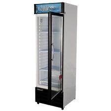 Turbo Air Tgm-14Rv-N6 14cf Commercial Glass Door Cooler Merchandiser