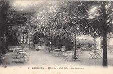 BARBIZON 5 hôtel de la clef d'or vue intérieure