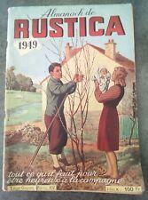 Almanach Rustica 1949