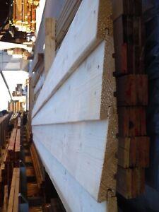 Fassadenverkleidung 29x146 mm Keilstülpschalung nord. Fichte,Profilholz,Bauholz