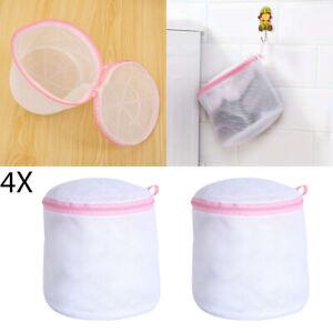 Anti-Deformation BH Unterwäsche waschen Tasche Mesh Netz Wäschesack Socken  #LY