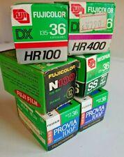 Fuji FUJICOLOR 35mm 24ex color neopan  film set of  6 Expired  japan DHL shippng