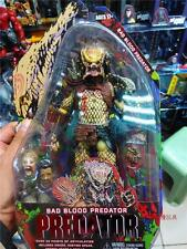 "NECA PREDATOR Bad Blood Predator - 7""  Scale Aciton moive Doll Figure  toys"
