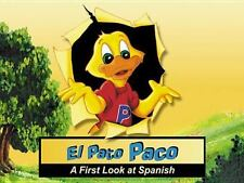 El Pato Paco: A First Look at Spanish by Anna Turner; Beth Kitching