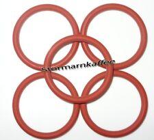5x O-Ring für den Kolben der Brüheinheit - SET 10