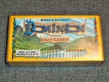 Dominion Base Cards Expansion Rio Grande Games Board Game New!
