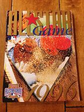 1996 Baseball All-Star Program VETERANS STADIUM PHILADELPHIA PHILLIES