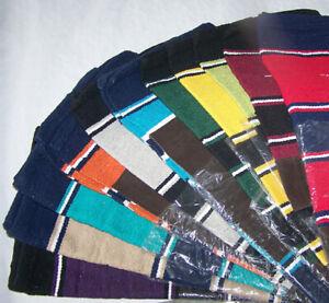 Western Satteldecke Blanket   Westernpad Sattelunterlage   Navajo   WB PO SH