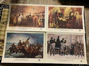 Scott 1686-1689 American Bicentennial MNH Free shipping in the USA