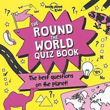 Lonely Planet the Round the World Quiz Book: By Lonely Planet Publications St...