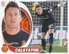 02A CALATAYUD ESPANA RCD.MALLORCA Videoton FC STICKER CROMO LIGA 2013 PANINI