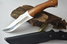 Brand New Sharp Stainless Steel Russian Style Knife Dagger Sword with FREE Cover