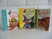 The Wizard Of Oz, Jungle Book & The Wind In The Willows Miles Kelly PB Books