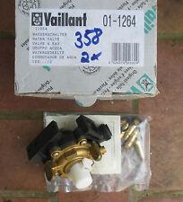 Vaillant,011264,01-1264,Wasserschalter,VED.../3,Messingwasserschalter,messing,