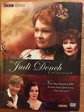THE JUDI DENCH COLLECTION (8 DVDs, 2007) BRAND NEW free ship OOP Cherry Orchard