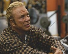 Mickey Rourke The Wrestler Hand Signed 8x10 Autographed Photo w/COA