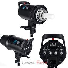 Godox DE300 300W Flash LED Estroboscópico Pantalla para Kit Iluminación Estudio