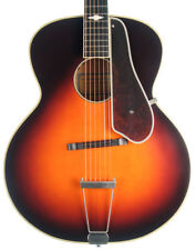 Epiphone Masterbilt Century De Luxe Acoustic Guitar Vintage Sunburst