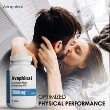 Avaphinal Premium Maximum Male Enhancement Pills ED- ERECTION GUARANTEED