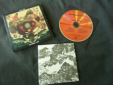 FLEET FOXES HELPLESSNESS BLUES ULTRA RARE DIGIPAK CD! SUB POP