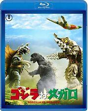 GODZILLA VS MEGALON- TOHO High quality Japanese original Blu-ray