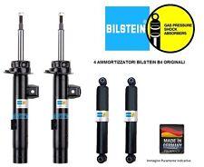 4 Ammortizzatori a Gas Bilstein B4 Nissan Qashqai II (J11 - J11E) dal 2013->