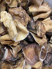 Best Beef Buffalo Cow Ears Offcuts 1kg - Incredible Value Treats